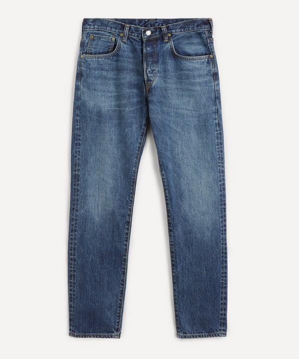 Edwin - x Esquire Regular Tapered Selvedge Jeans