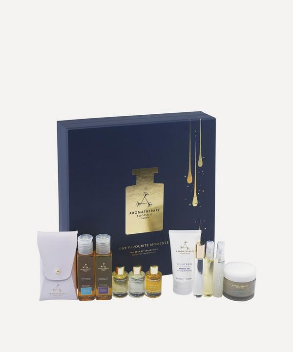 Aromatherapy Associates - Our Favourite Moments Gift Set