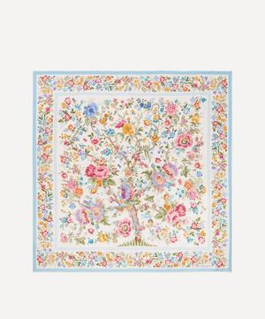 Garden of Life 90 x 90cm Silk Twill Scarf