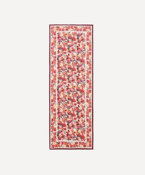 Chatsworth Garden 70 x 180cm Silk Crepe de Chine Scarf
