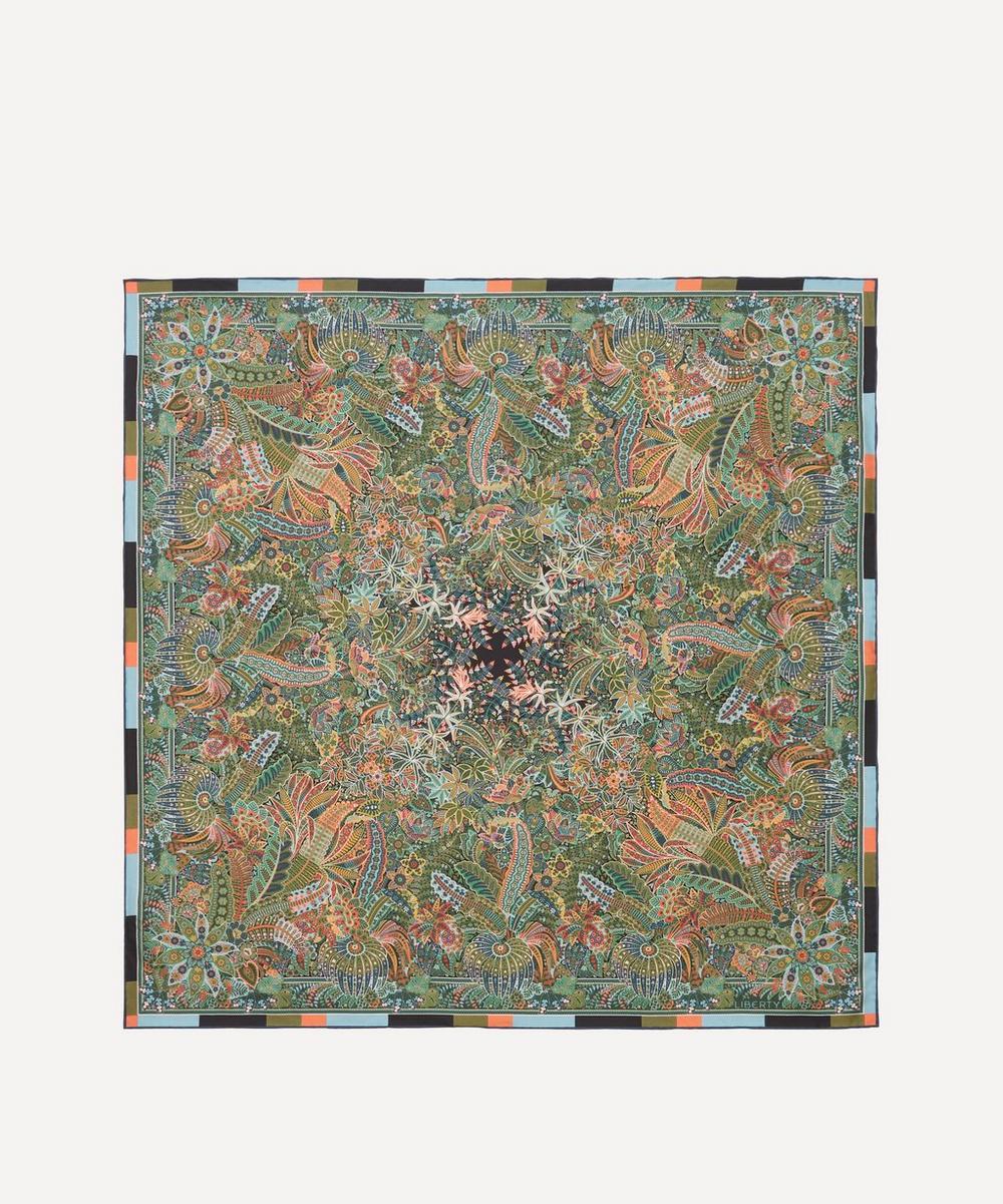 Liberty - Adelphi Voyage 90 x 90cm Silk Twill Scarf