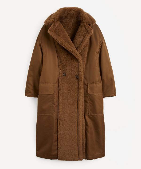 MaxMara - Reversible Teddy Bear Icon Coat