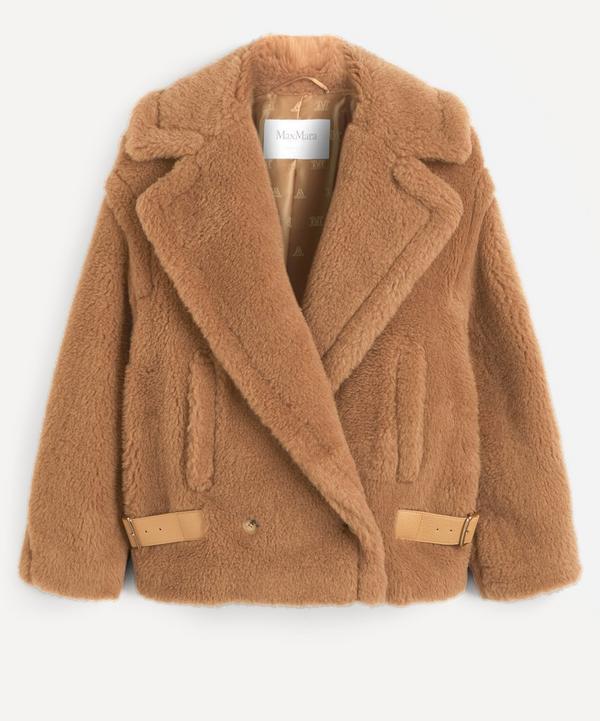 MaxMara - Camel Hair and Silk Jacket