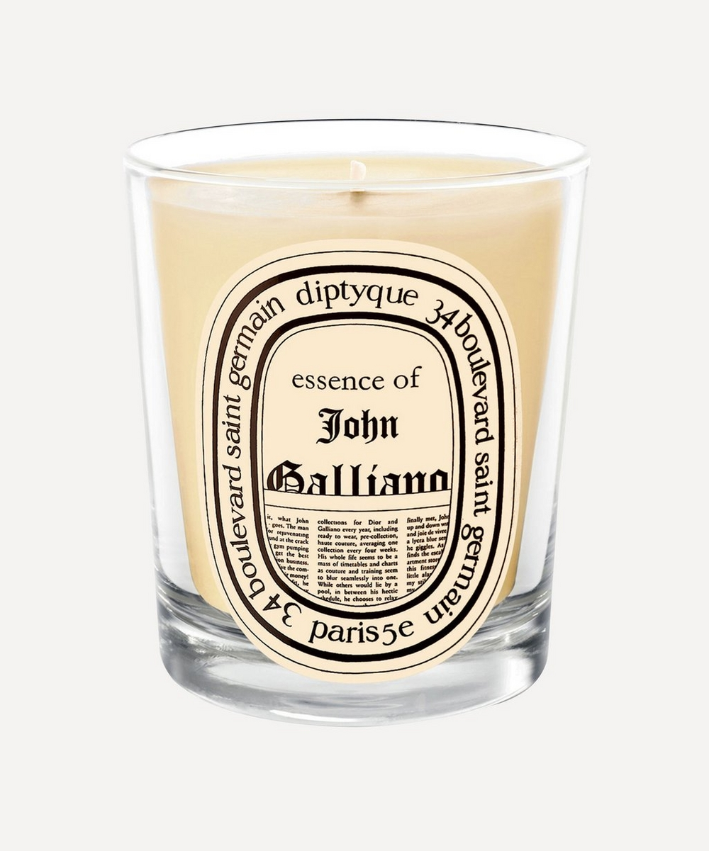 John Galliano Scented Candle