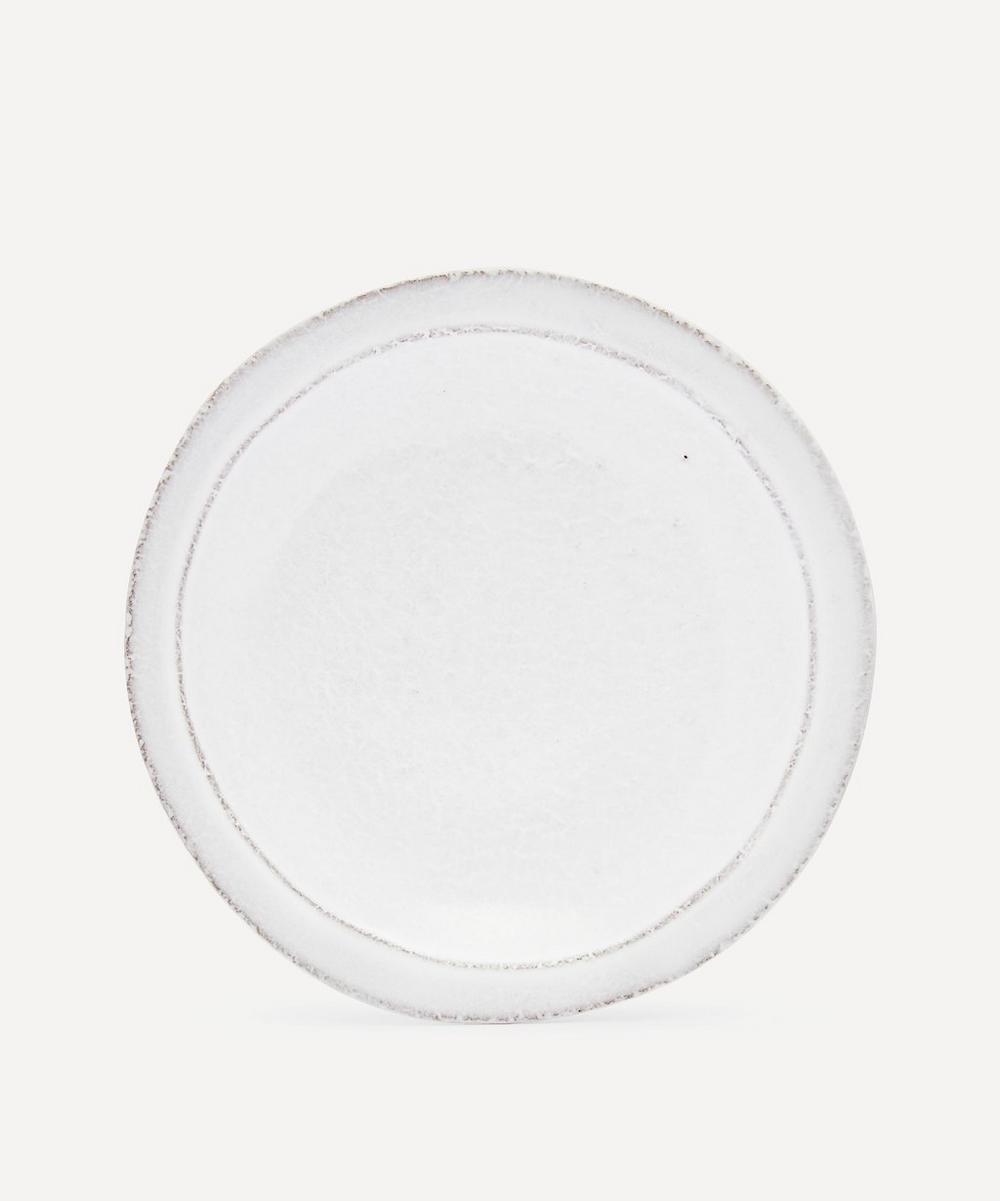 Astier de Villatte - Petite Simple Assiette Plate