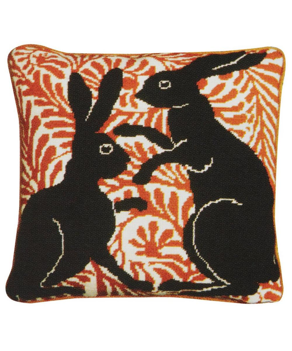 Fine Cell Work - Boxing Hares Tapestry Kit