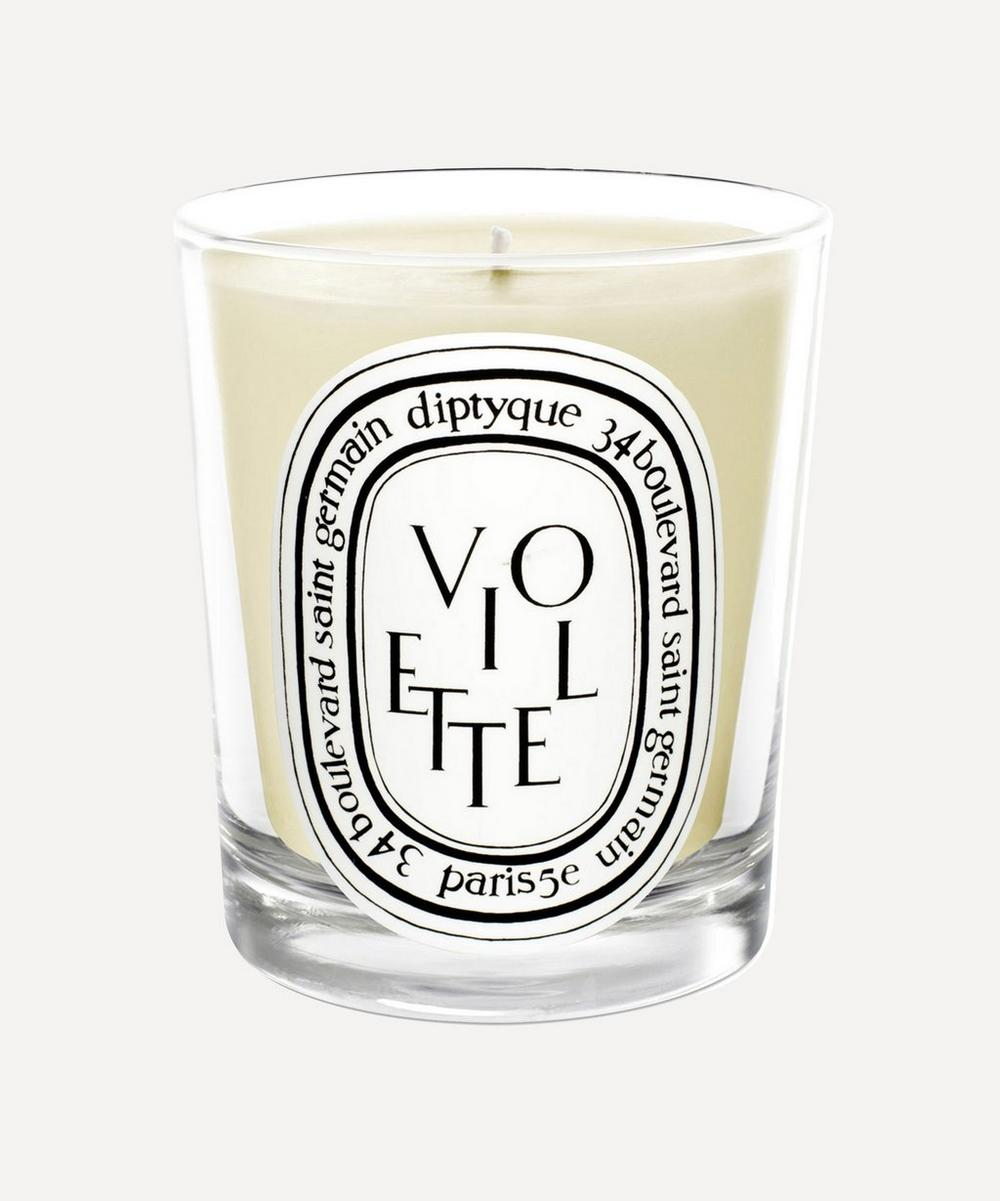 Diptyque - Violette Scented Candle 190g