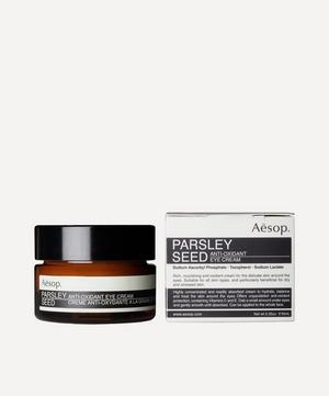Parsley Seed Anti-Oxidant Eye Cream 10ml
