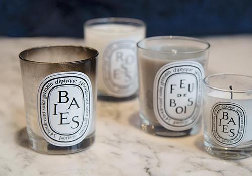 Diptyque on Scenting the Home