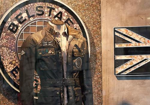 b60c9f42c2 The Arrival of an Icon: Belstaff