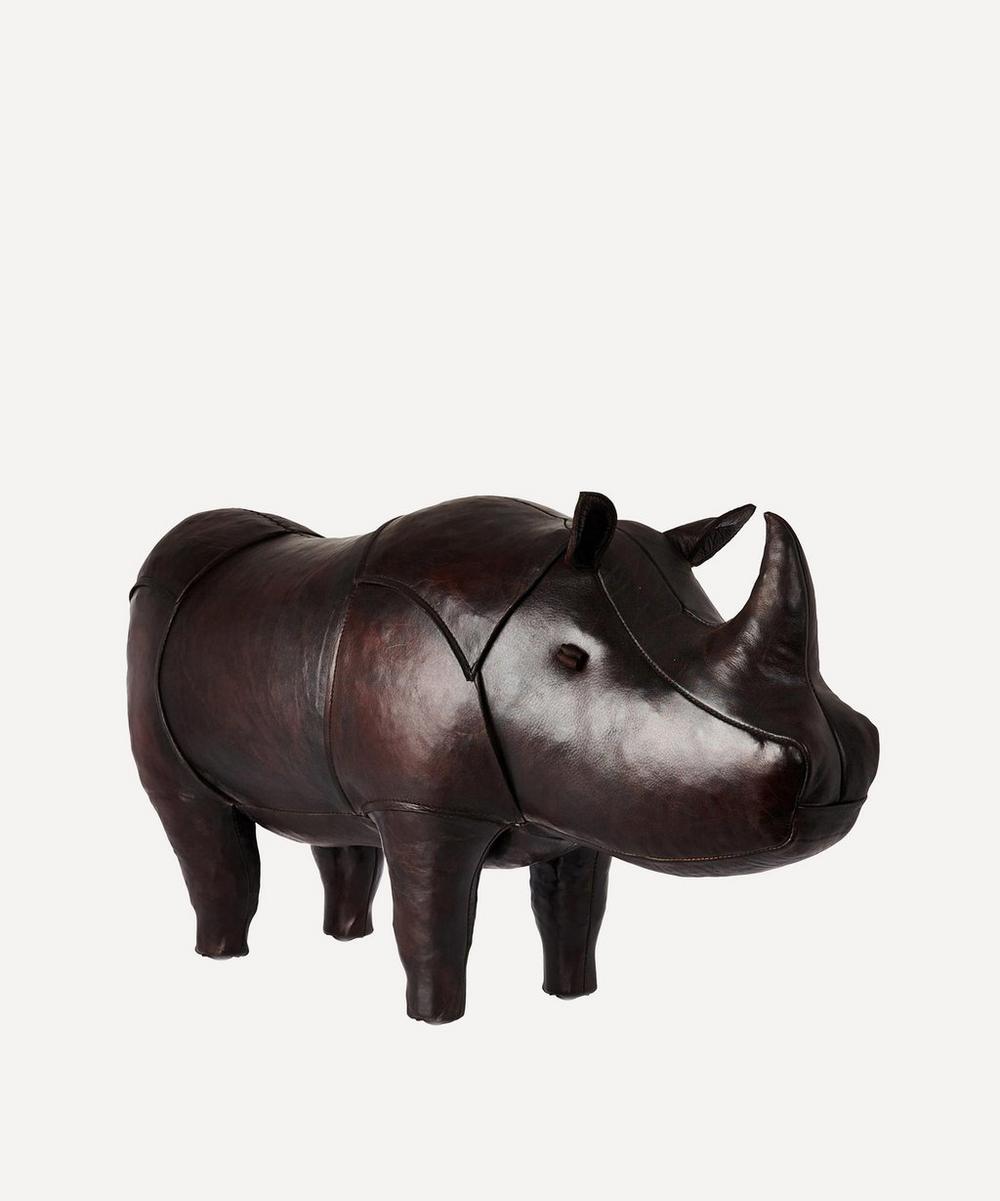 Omersa - Medium Leather Rhinoceros
