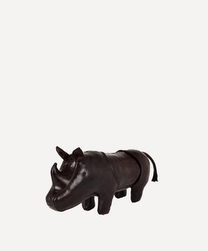 Miniature Leather Rhino