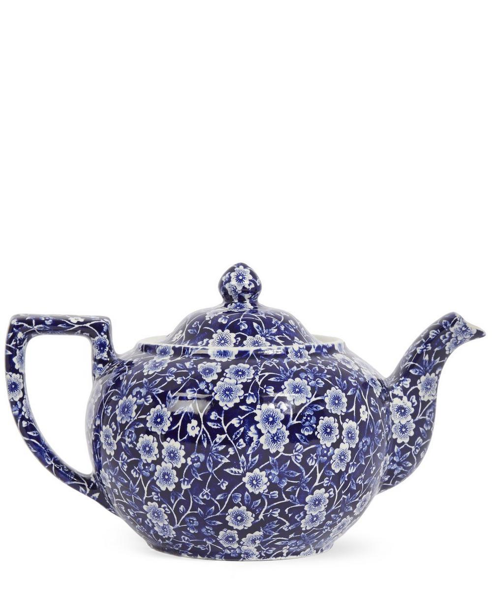 Calico Teapot