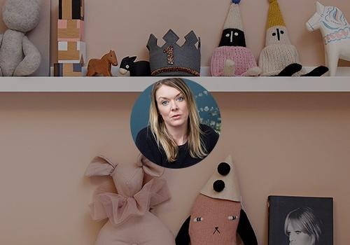 At Home with: Nicola Eyres