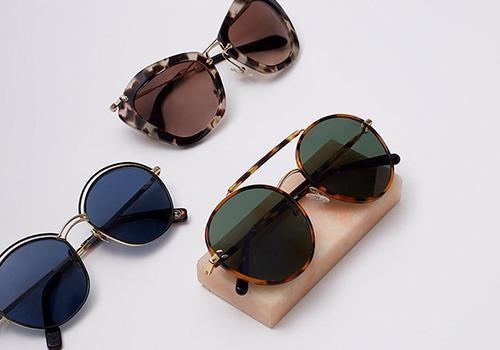 Sunglasses to Suit Your Face Shape