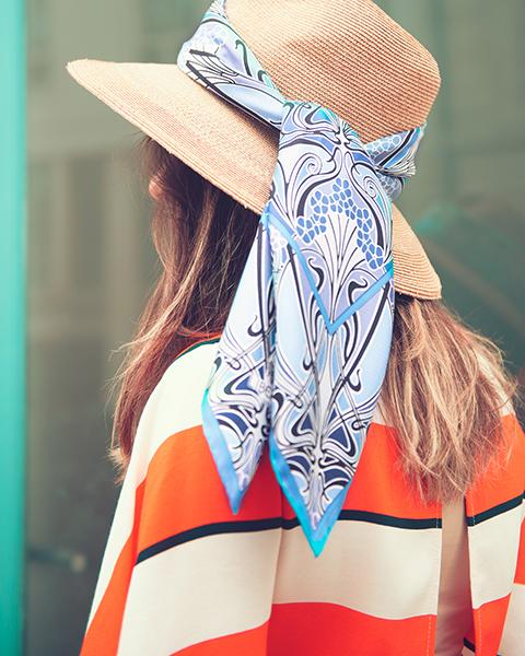 Liberty London Scarves: Icons for Now