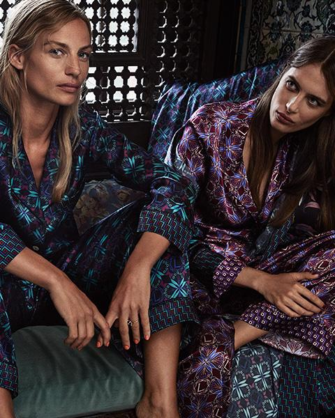 AW18 Loungewear: Pavilion Ball