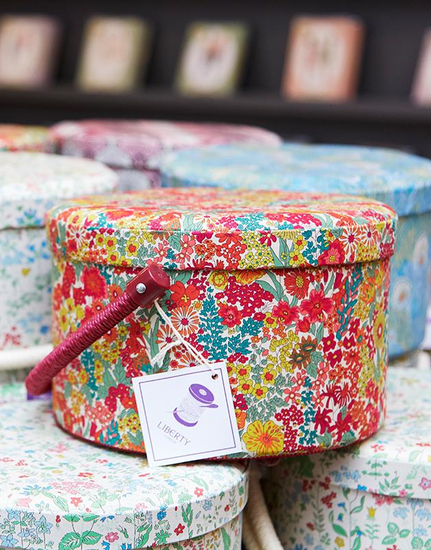 Liberty London Sewing Box