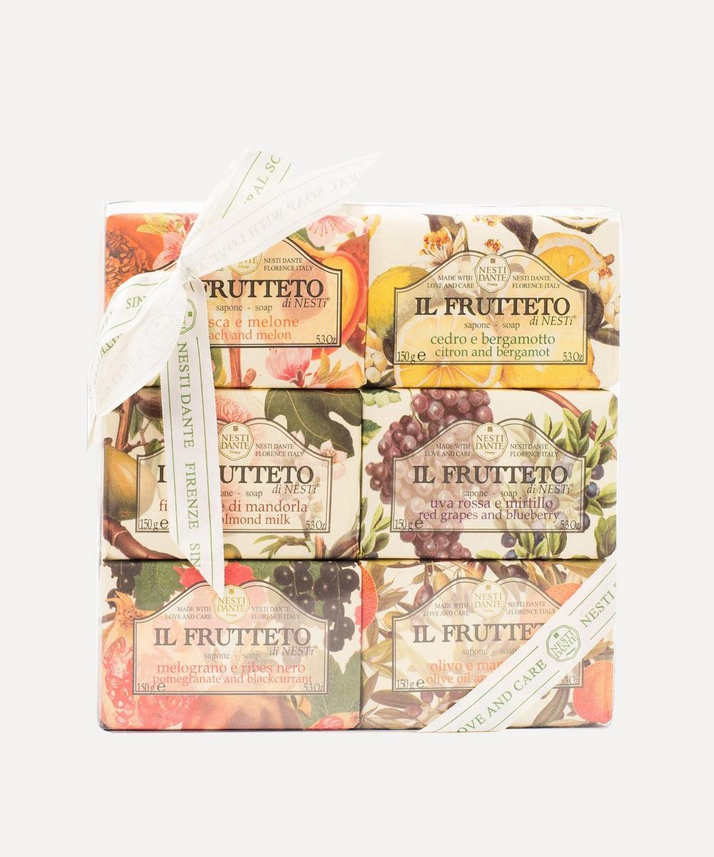 Nesti Dante - Il Frutteto Soap Collection 6 x 150g