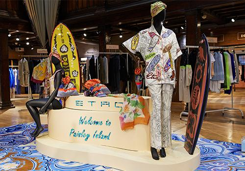 Surf's Up: Etro SS19