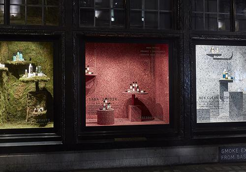 Behind the Windows: Conscious Beauty
