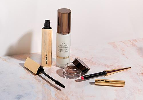 hourglass vegan beauty products