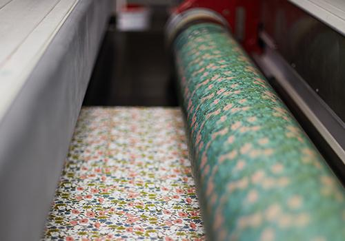 Behind the Scenes: The Liberty Printing Mill
