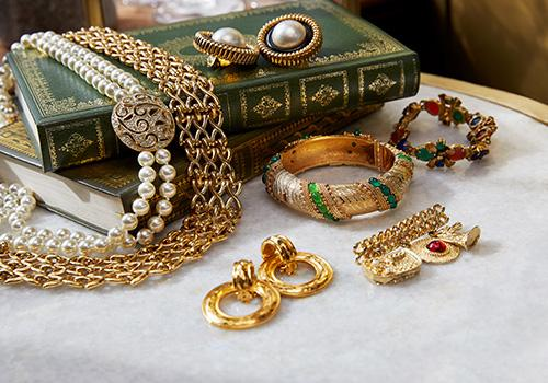 Buying Vintage Jewellery: With Stelios Hawa