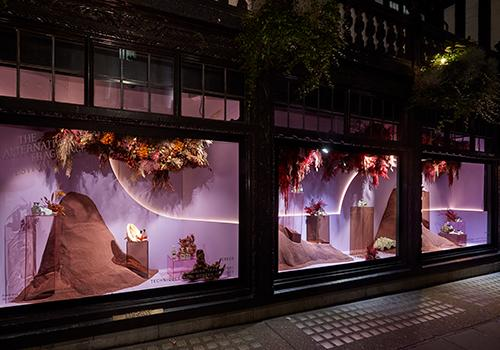 Behind the Windows: Alternative Fragrance Festival