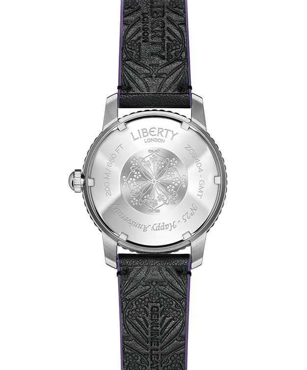 Introducing Zodiac X Liberty watch