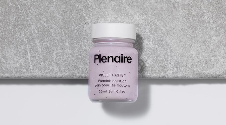 Plenaire Violet Paste