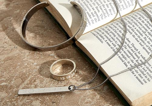 The New Wave: Men's Jewellery