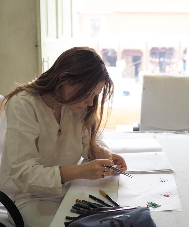 theodora warre jewellery designer