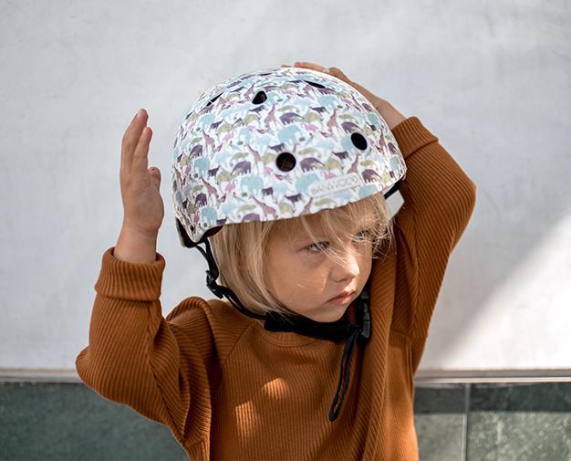 liberty print helmet