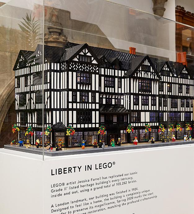 Liberty in LEGO®