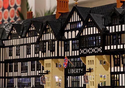 Liberty in Lego