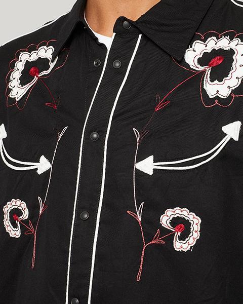 Nudie Jeans Stellan Western Shirt