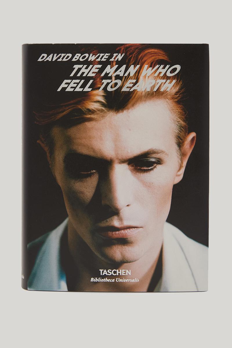 Taschen Bowie book