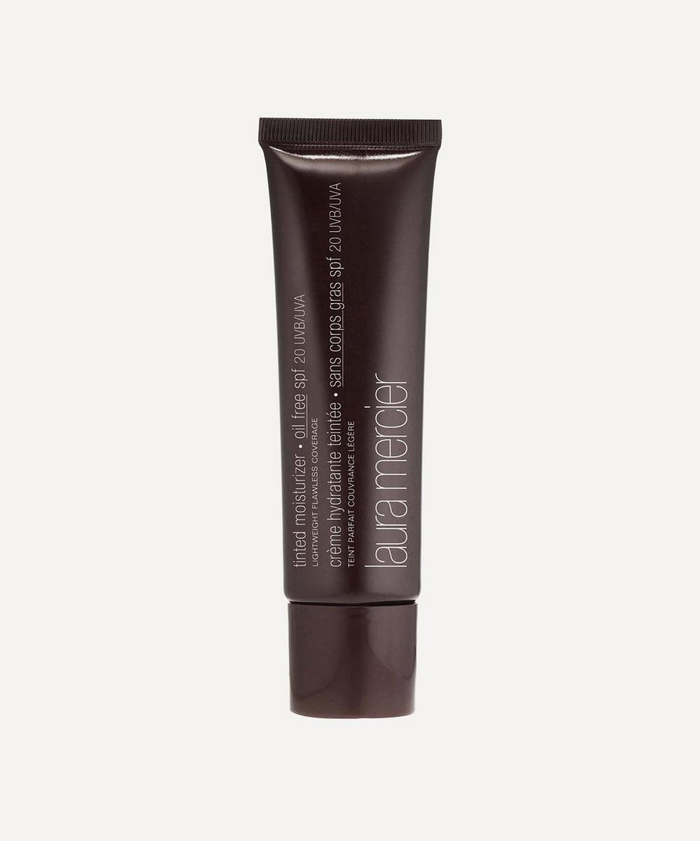 Laura Mercier Oil Free Tinted Moisturiser Spf 20 In Nude - Light With Neutral To W