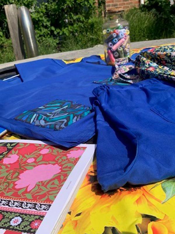 Liberty Fabrics: Scrub Hub