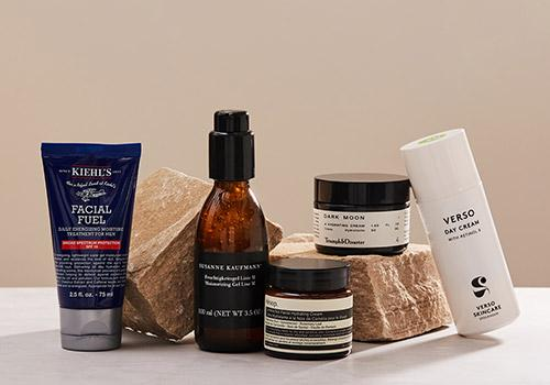 Top 5: Moisturisers for Men