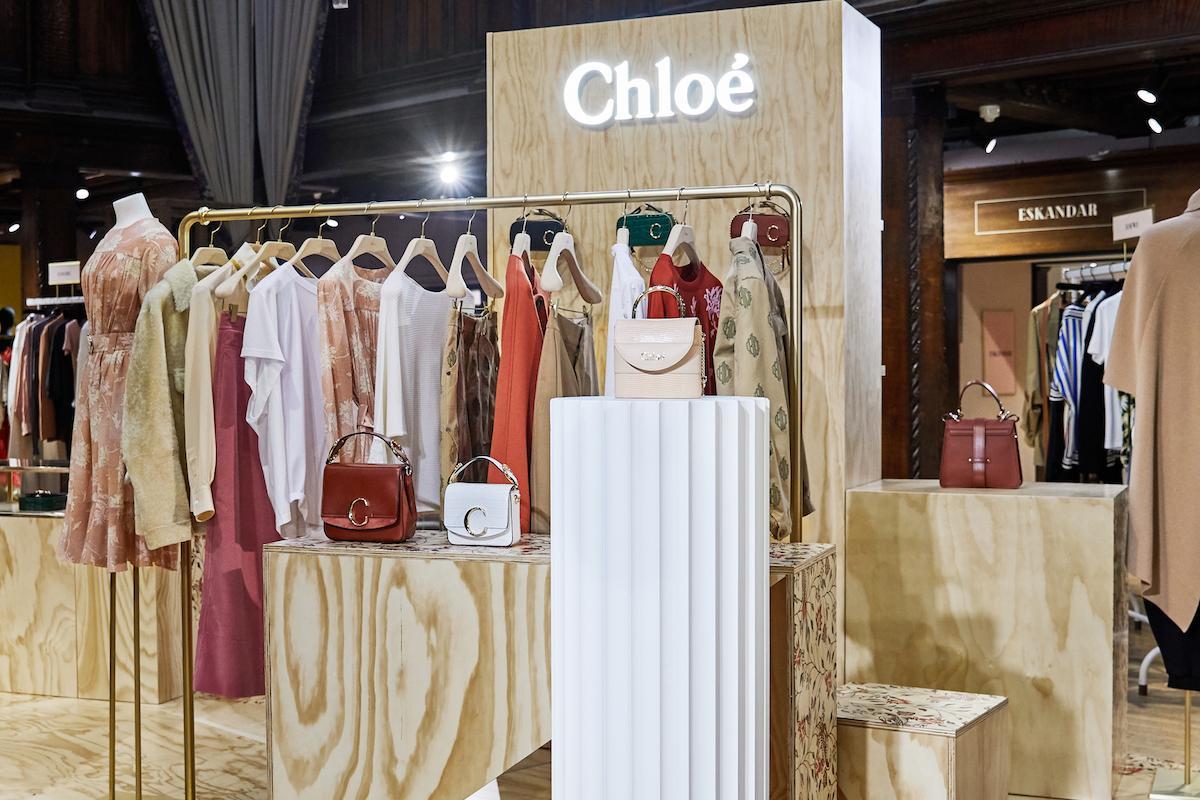 Chloe In Store