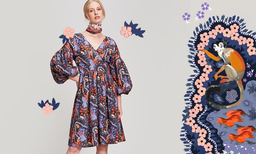 Liberty Summer 2020 Womenswear Collection