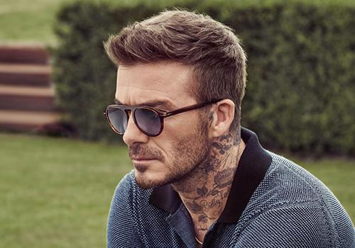 Introducing: Eyewear by David Beckham