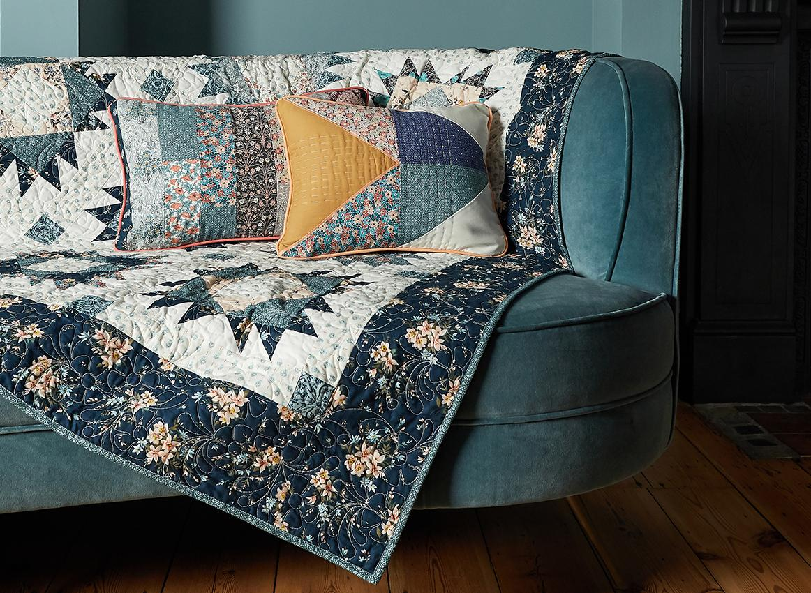 The Winterbourne Quilt Project