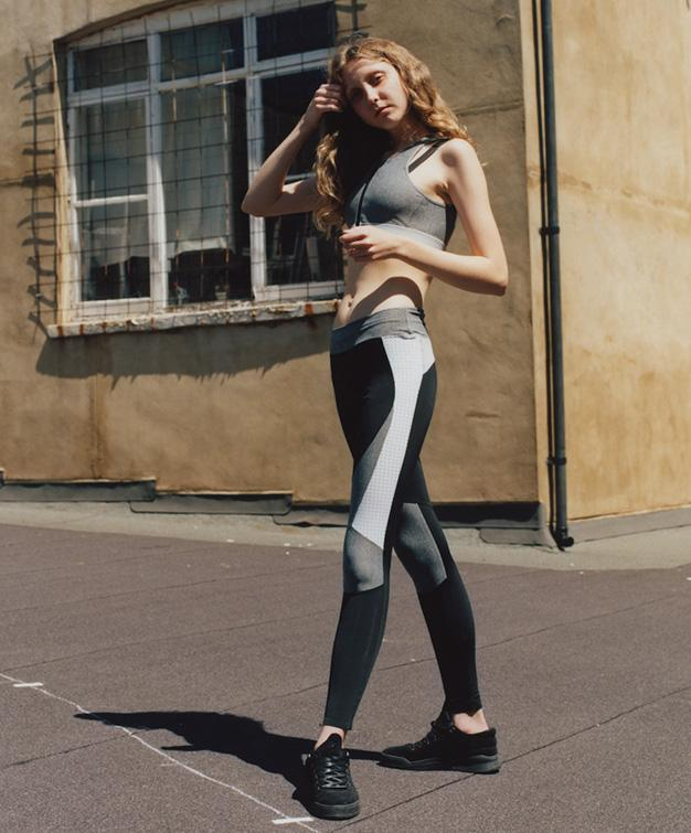 On Home Workouts: Charli Cohen