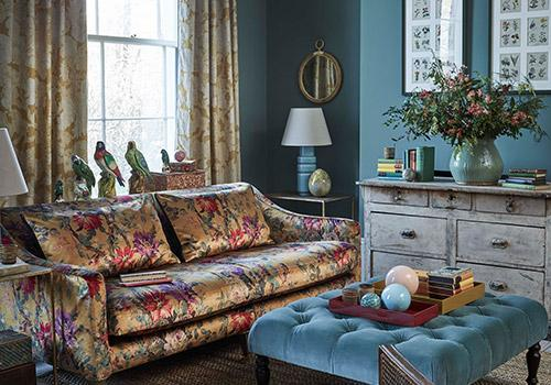 Liberty Furnishing Fabrics SS20: The Modern Archive Collection