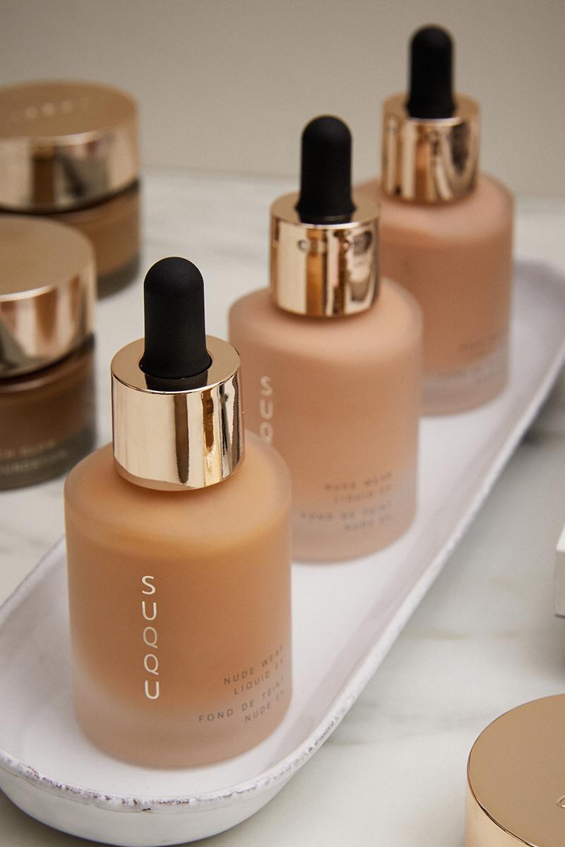 SUQQU Nude Wear Liquid EX Foundation