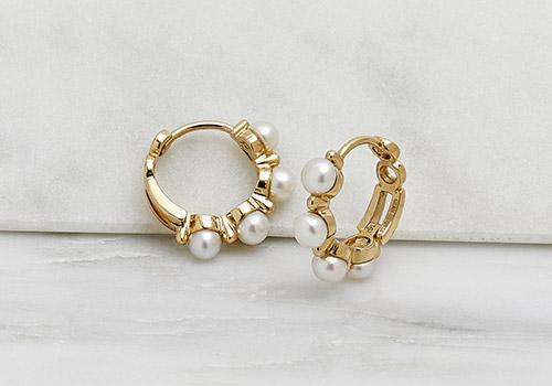 The Top: Alternative Hoop Earrings