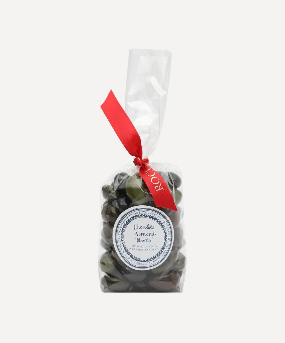 Rococo - Olive Toscane Chocolate Coated Almonds 200g